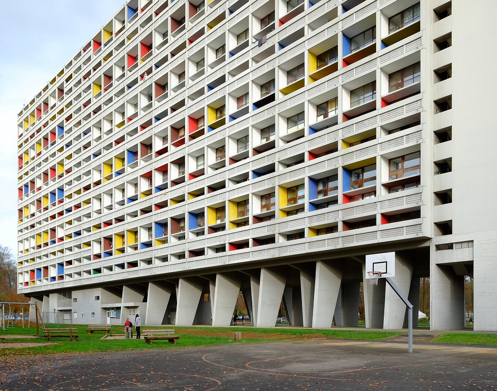 Le Corbusier Unite D Habitation the multiple lives of the unité d'habitation - docomomo